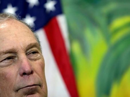 Malgré ses dépenses record, douche froide pour Bloomberg dans les primaires démocrates