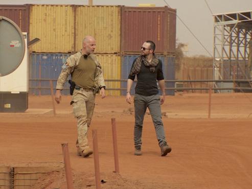 RTL INFO a suivi les militaires belges au Mali (3/3): à quoi ressemble leur vie au camp Castor, à Gao?
