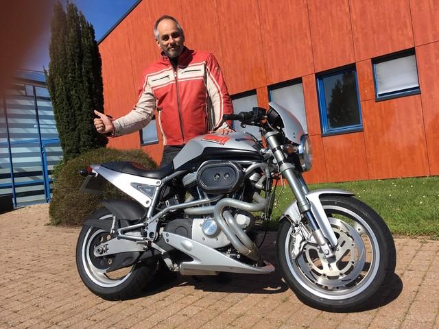 La moto classique de la semaine : Buell X1 Millenium