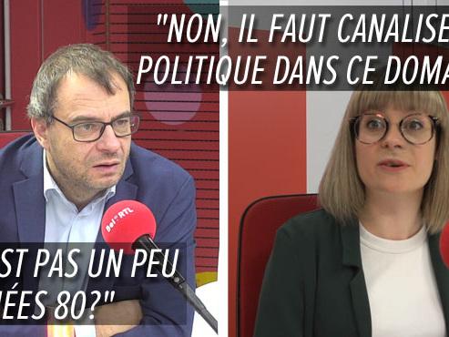 Après la commission des droits des femmes, Margaux de Ré souhaite un(e) ministre fédéral(e) des droits des femmes