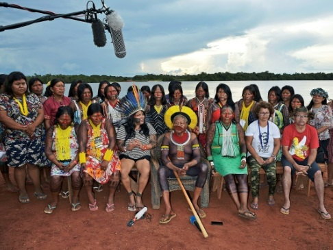 Au Brésil, union sacrée de leaders amazoniens contre Bolsonaro