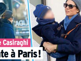 Charlotte Casiraghi en colocation avec une amie à Paris selon Public