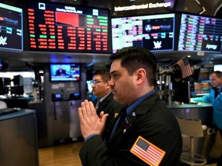 Les Bourses se reprennent, aidées par la BCE et les annonces médicales de Trump