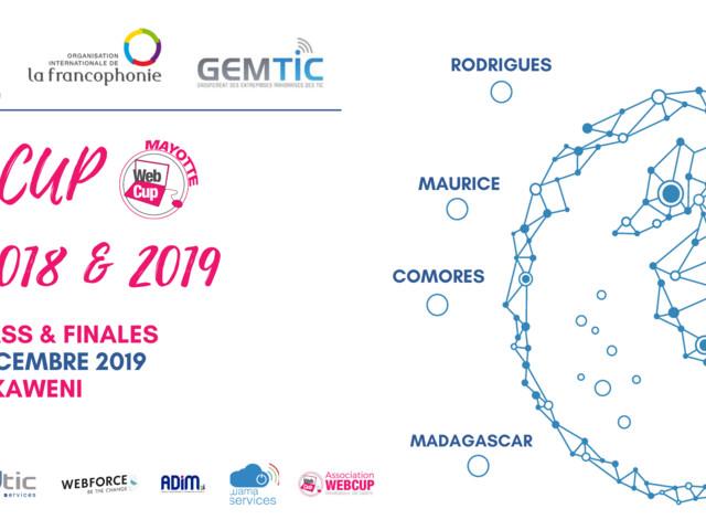 WebCup: la finale Océan Indien se tiendra à Mayotte les 7 et 8 décembre prochains