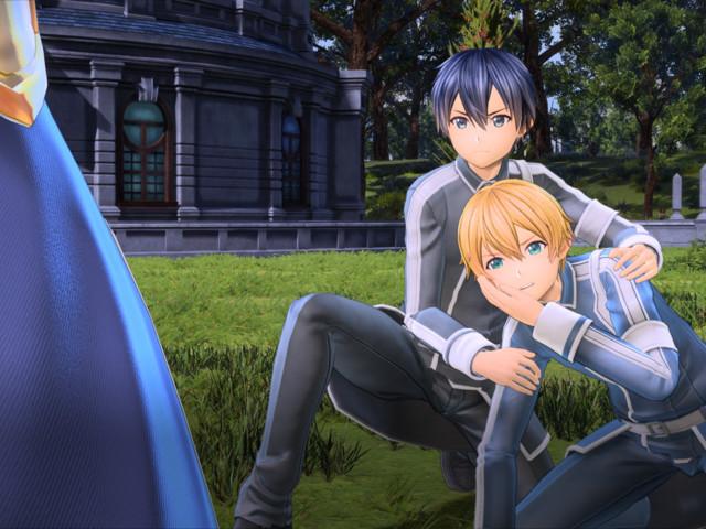 Sword Art Online : Alicization Lycoris sortira le 22 mai 2020