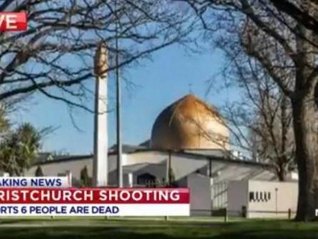 Nouvelle-Zélande : fusillades meurtrières contre deux mosquées