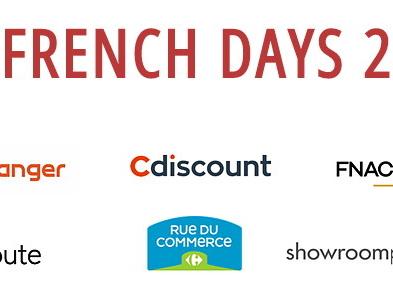 Les French Days se dérouleront du 27 au 30 septembre