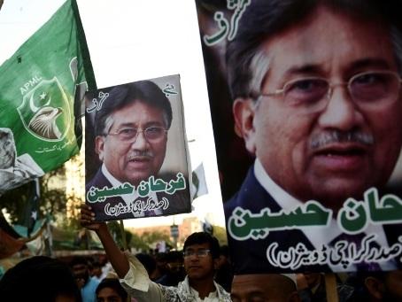 La justice pakistanaise annule la condamnation à mort de Musharraf