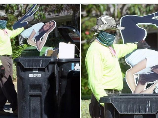 Ben Affleck: Cette affiche d'Ana de Armas a fini dans sa poubelle