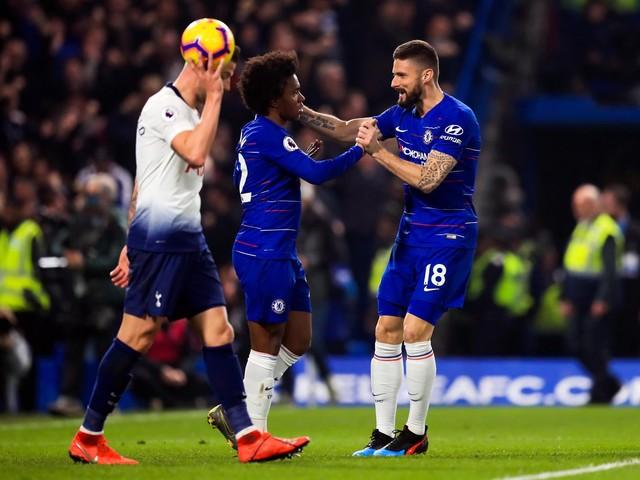 Mercato : Après Arsenal et Chelsea, Olivier Giroud ok pour Tottenham !