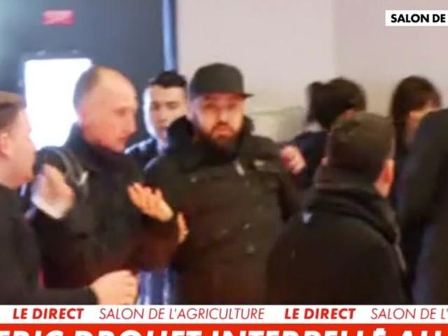 Salon de l'Agriculture : Eric Drouet viré par les forces de sécurité présidentielles (VIDÉO)