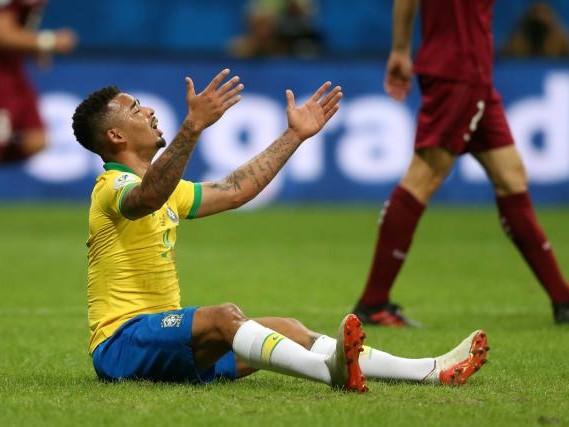 Foot - Copa America - Copa America : le Brésil tenu en échec par le Venezuela