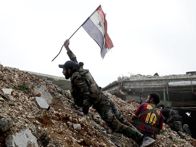 La dernière bataille de Damas