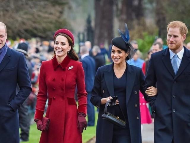 Meghan Markle et le prince Harry aux États-Unis, les Cambridge s'en réjouissent!