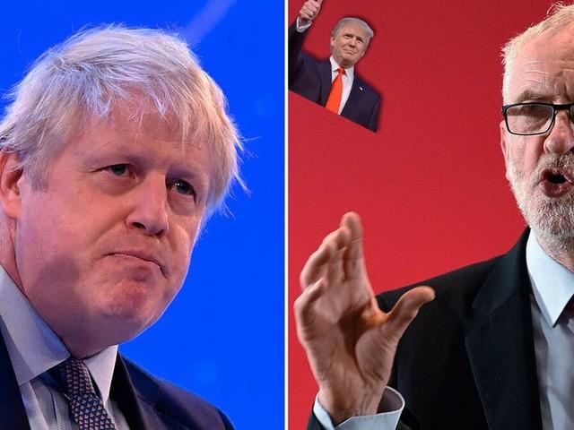 Pourquoi Jeremy Corbyn est plus que Boris Johnson le Trump britannique