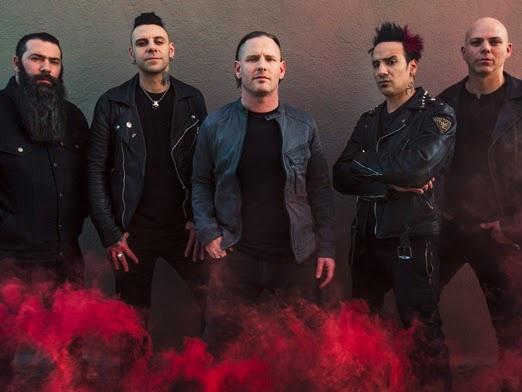 Stone Sour : session live acoustique pour la radio WAAF