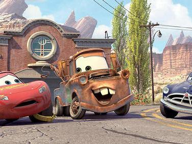 Disney Pixar: dans la fabrique à dessins animés