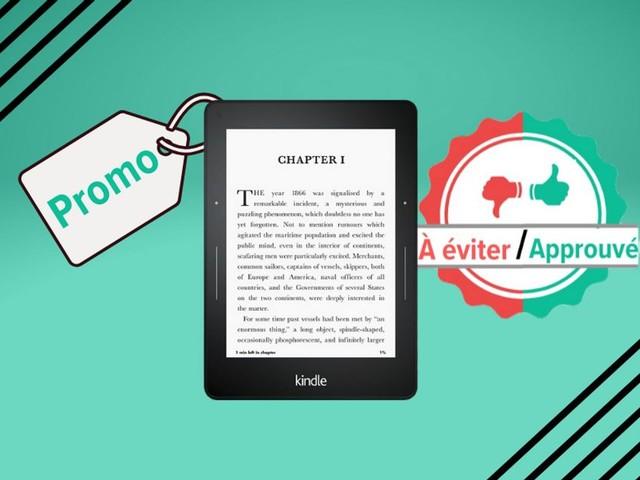 Pour la Black Friday week, la Kindle en promo chez Amazon, on valide ou pas?