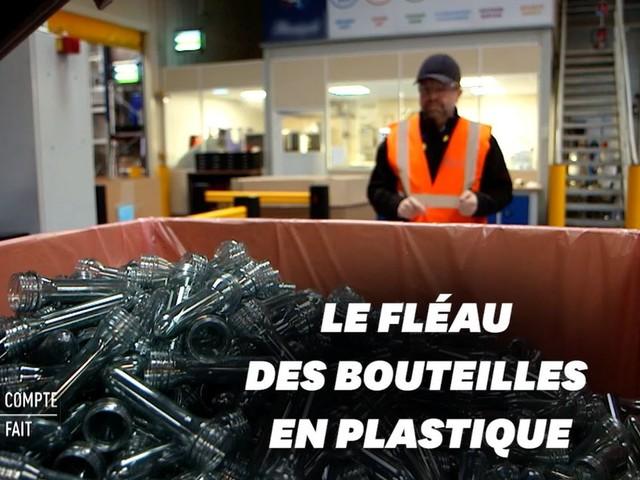 Pourquoi vos bouteilles ne sont pas (toutes) fabriquées en plastique 100% recyclé