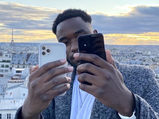Apple iPhone 11 Pro vs Google Pixel 4 : notre série de photographies en attendant le test
