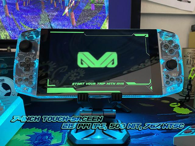 Ce PC portable au format console fait tourner Cyberpunk 2077 et Crysis Remastered