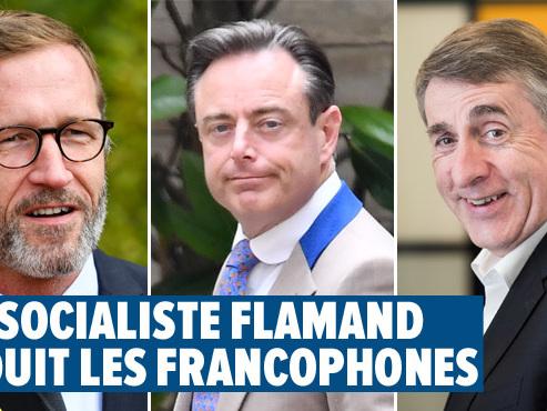 Grand Baromètre: voici le top des personnalités politiques préférées des Belges