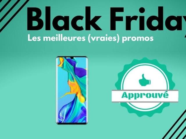 Black Friday chez Xiaomi, Apple, Samsung et Huawei: Les meilleures promos sur les smartphones