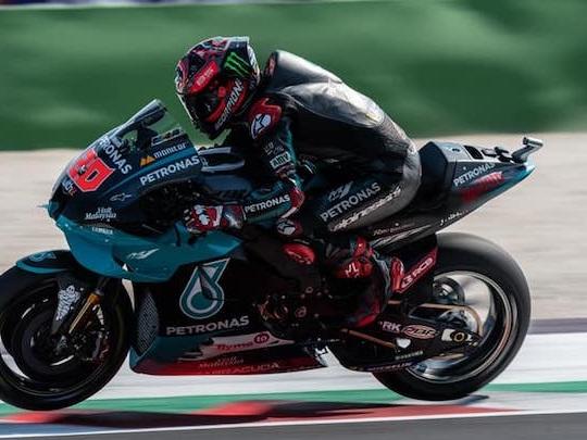MotoGP Misano : Quartararo à un point de la tête du championnat