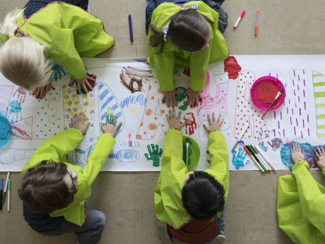 Service de garde en milieu scolaire: un + dans la vie des élèves et des parents