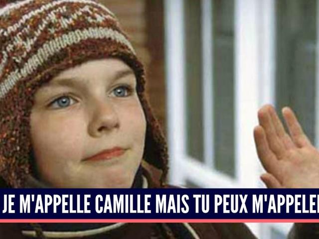 Top 10 des raisons de ne pas appeler sa fille Camille, un prénom sans allure