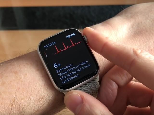 Pourquoi il faut (absolument) tester la mesure d'ECG si vous avez une Apple Watch 4