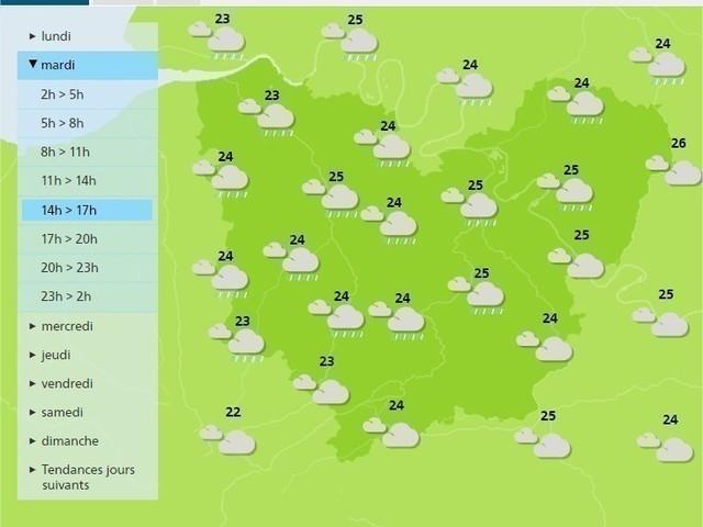 Eure. La météo du mardi 30 juin 2020 et les fêtes à souhaiter