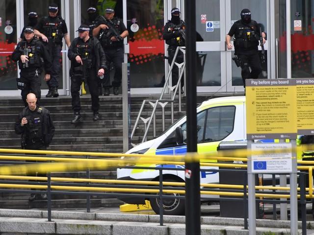 À Manchester, plusieurs personnes poignardées dans un centre commercial
