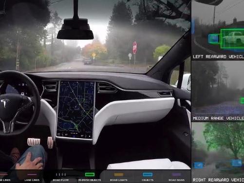 Tesla : l'option Autopilot en conduite autonome intégrale coûtera 10 000 dollars