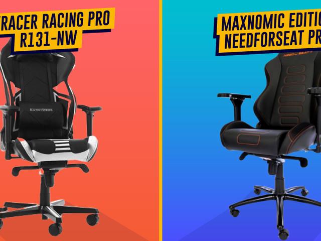 Top 9 des meilleurs fauteuils de gamer, ceux dans lesquels on peut rester des heures sans soucis