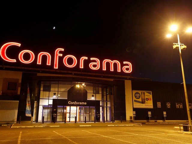Conforama va supprimer 1.900 postes en France et fermer 42 magasins