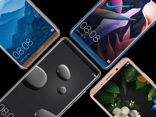 3 actualités qui ont marqué la semaine : Huawei Mate 10, faille KRACK et SurfaceBook 2