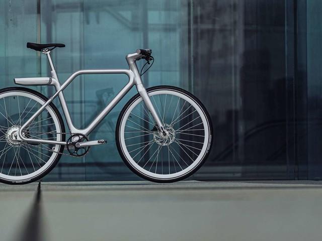 Dessiné par Ora-ïto, Angell veut être l'iPhone du vélo électrique