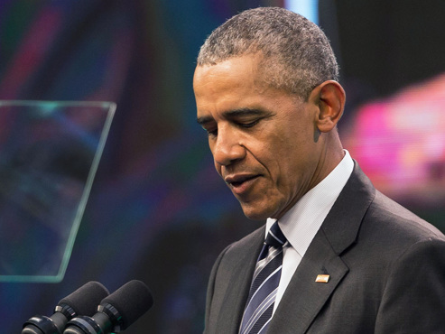 Lutte contre le réchauffement climatique: le Plan climat d'Obama est abrogé