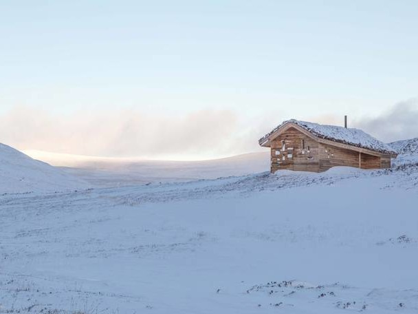 Incredible House in Cairngorms National Park