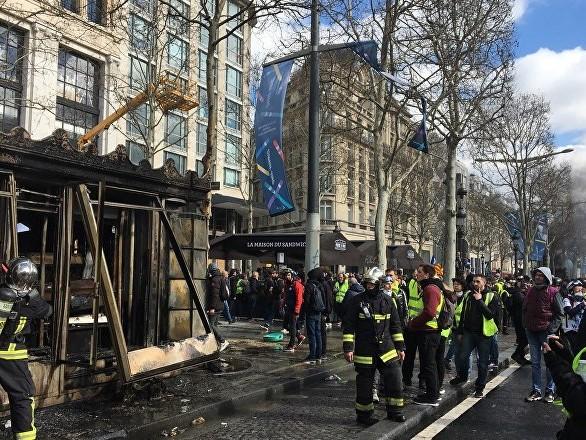 Violences à Paris: des «dysfonctionnements» dans la sécurité reconnus par Matignon