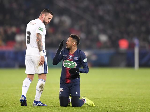 Football - Coupe de France - Gonçalves sur Neymar : «Qu'il ne vienne pas chouiner»