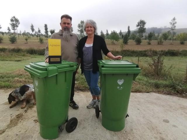 Lot-et-Garonne: les déchets de tables pour booster l'agriculture