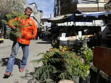 A Damas, le spectre de la guerre hante toujours les Syriens