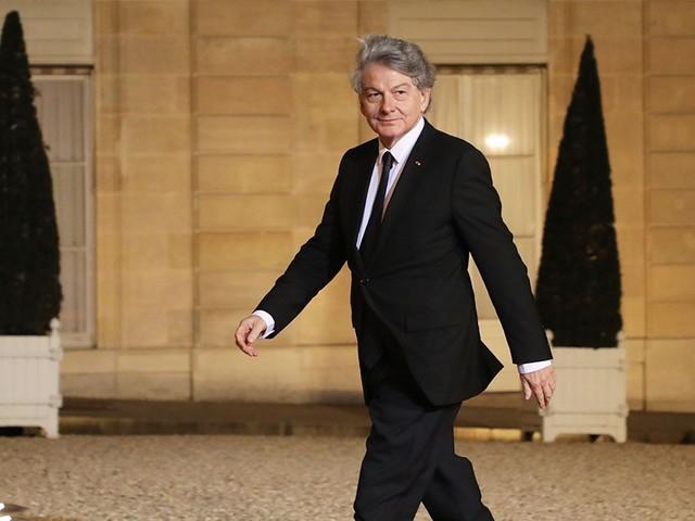 Conflits d'intérêt : Thierry Breton franchit de justesse une première étape au Parlement européen