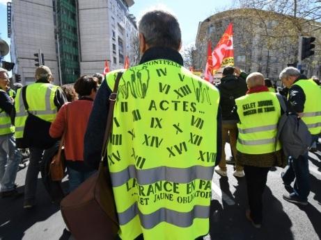 """Lyon et Nantes, épicentres de l'acte 26 des """"gilets jaunes"""""""
