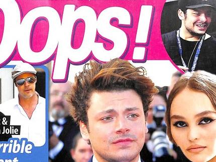 Lily-Rose Depp en couple avec Kev Adams ? (photo)