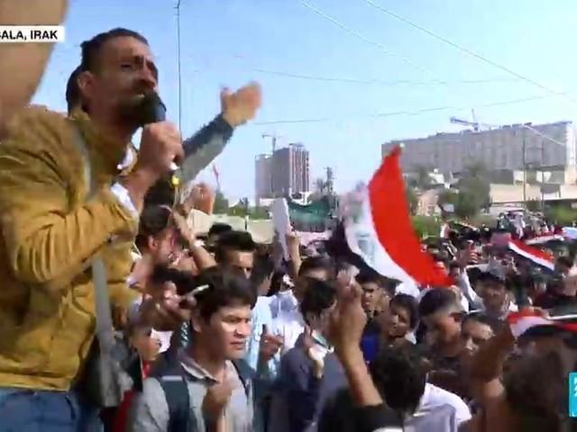 À Kerbala, ville sainte irakienne, la mobilisation contre le gouvernement est quotidienne