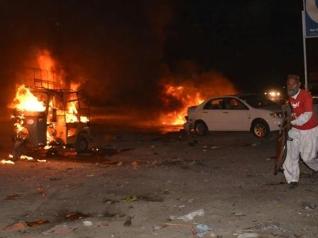 Attentat dans le sud-ouest du Pakistan: au moins 15 morts