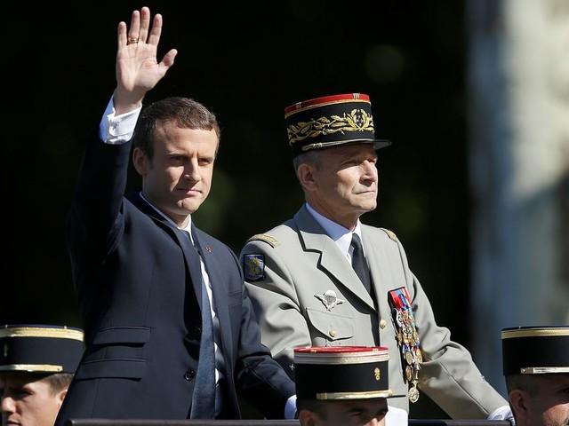 """Macron et le procès en """"dictature"""", une constante du quinquennat"""